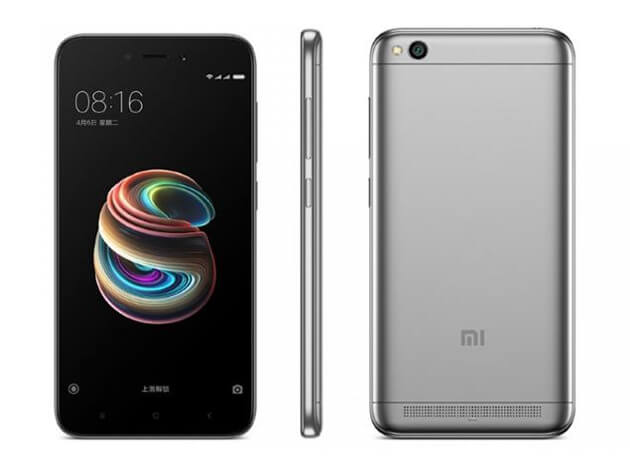 Xiaomi Redmi 5A MIUI 9 Обновлено глобальное стабильное обновление ПЗУ